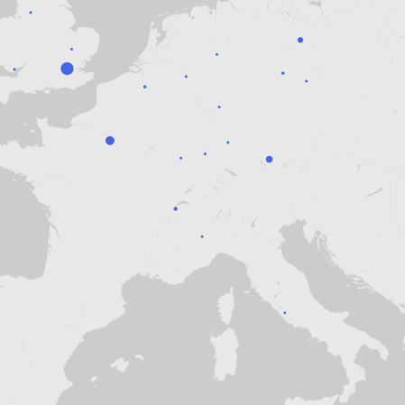 Palladio Map Image Three